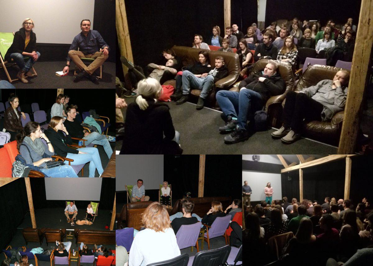 Psychologia i kino: jak rozwijać się poprzez film?