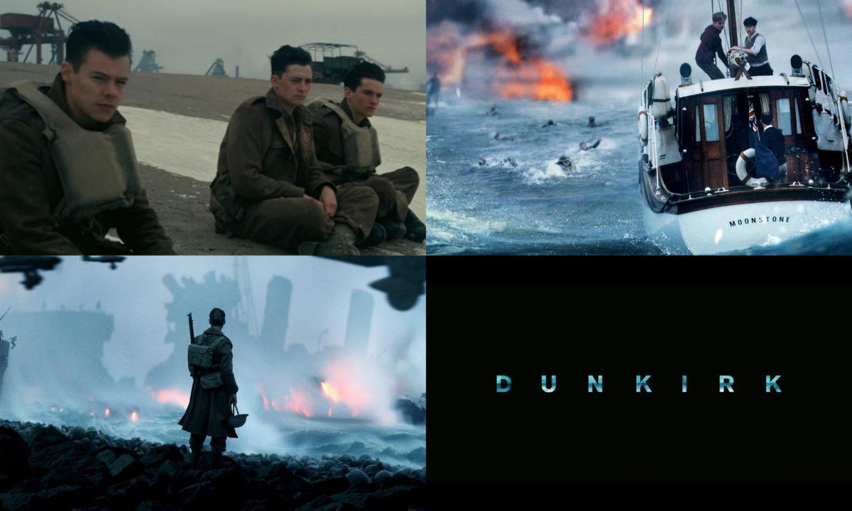 """""""Dunkierka"""": apokaliptyczna pochwała pokoju."""