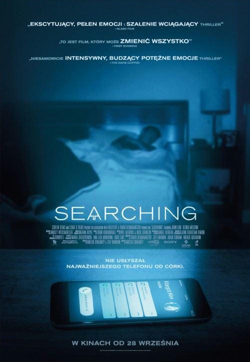 Searching: w poszukiwaniu bliskości w cyfrowym świecie