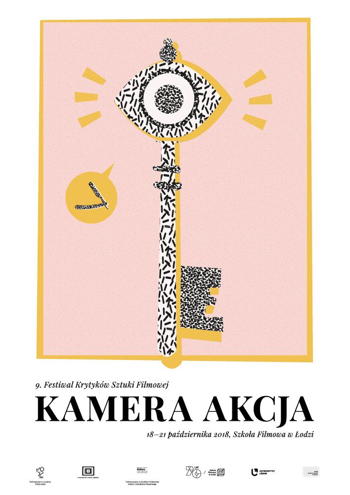 9 Festiwal Krytyków Sztuki Filmowej KAMERA AKCJA już za tydzień w Łodzi!