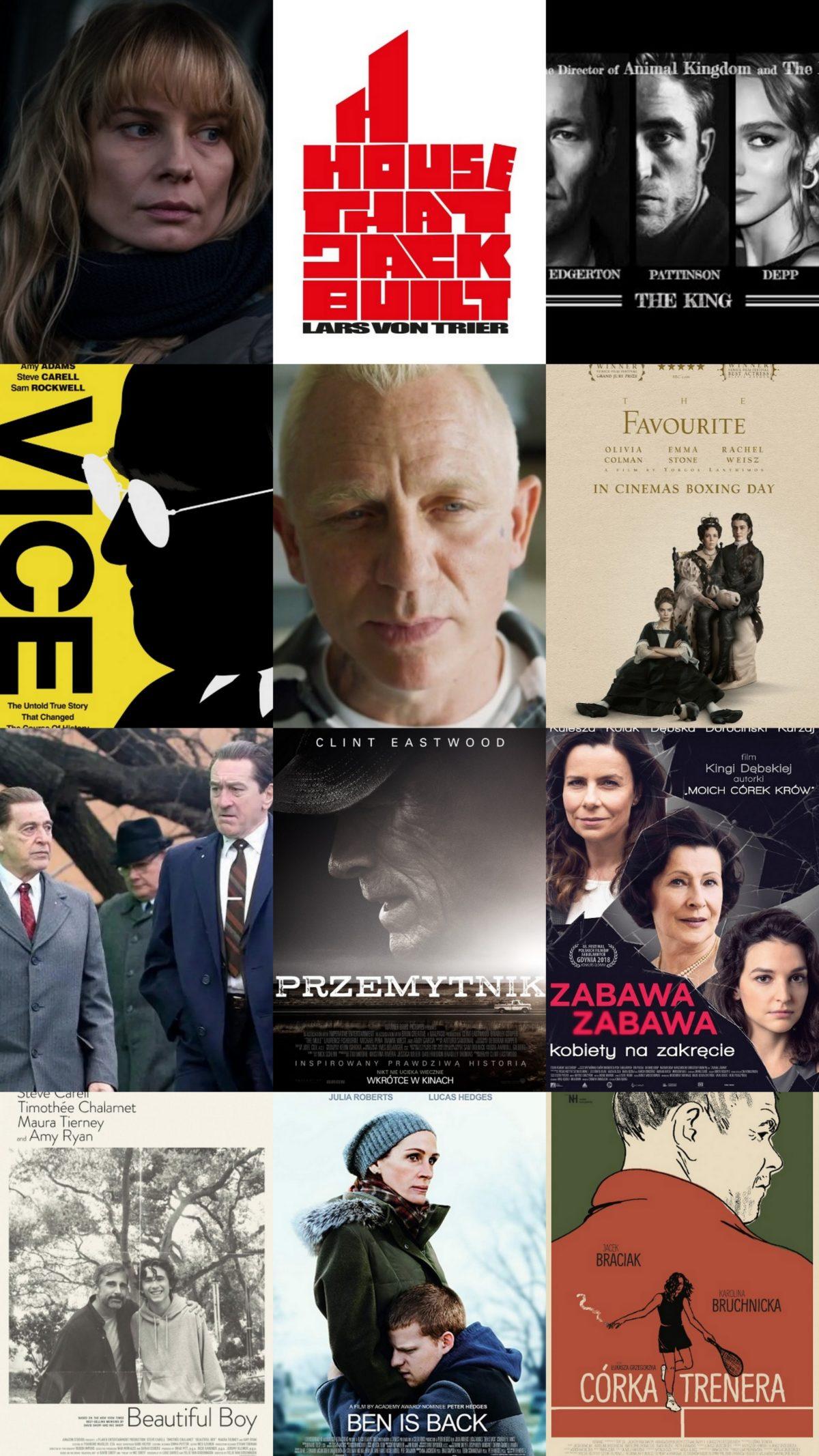 Psychologiczne filmy na 2019.