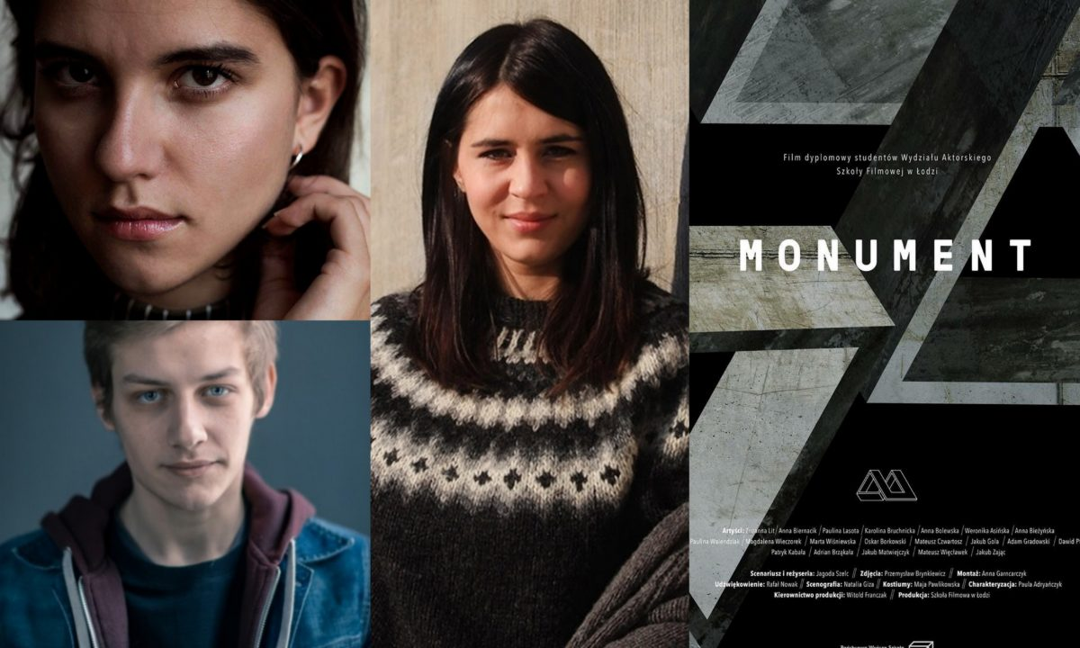 """Twórcy na pokazie filmu """"Monument"""" w kino BODO 19 maja"""